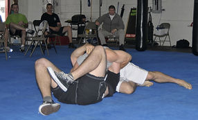 Point Blank Martial Arts Functional Ground Fighting