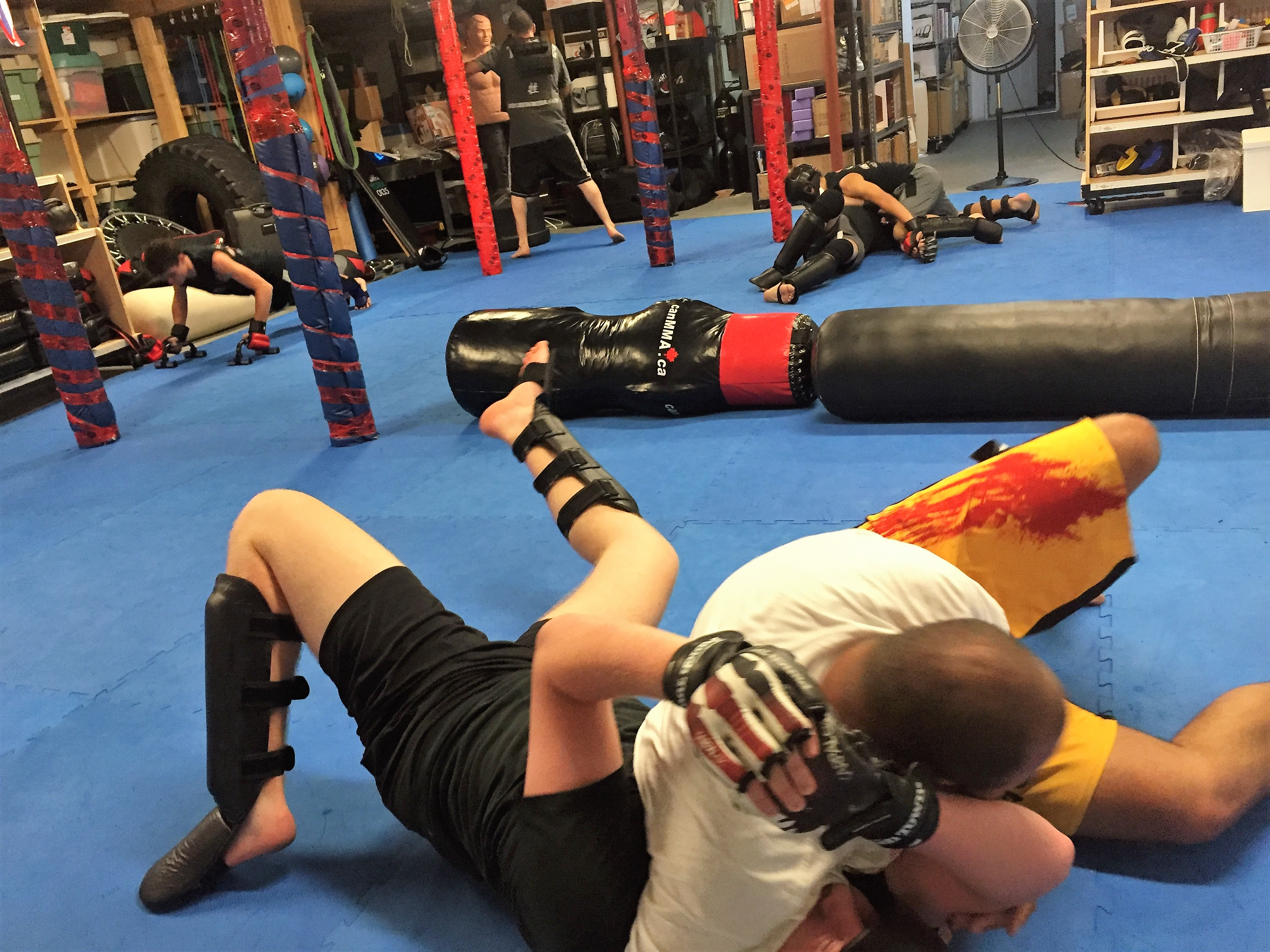 Point Blank Martial Arts - MMA