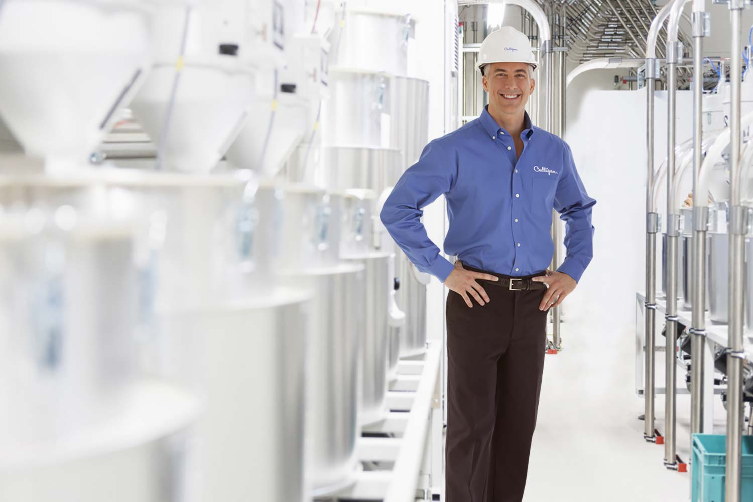 Industrial Water Treatment Solutions