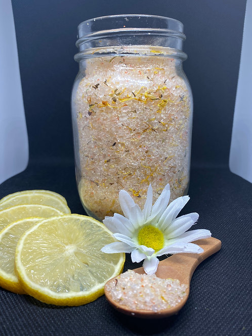 Citrus Sunrise Epsom Bath Salts
