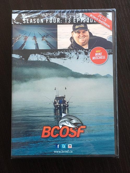DVD - Season 4