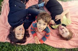 servizio-fotografico-famiglia-in esterna-firenze-bimbi-facce-buffe