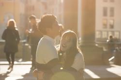 servizio-fotografico-coppia-sorrisi-uffizi-firenze