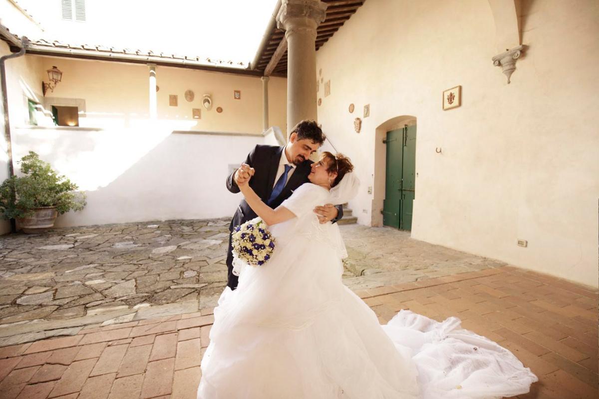 ballo-sposi-villa-montefiano