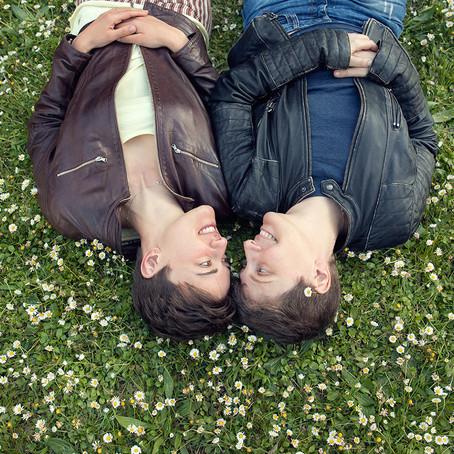 Samanta e Sabina - Love Photoshoot