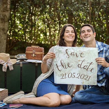 Irene e Claudio | Shooting prematrimoniale a tema viaggio