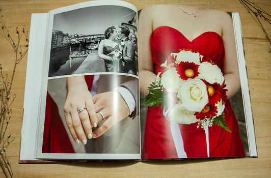 photo book-interior-spouses-wedding-graphs