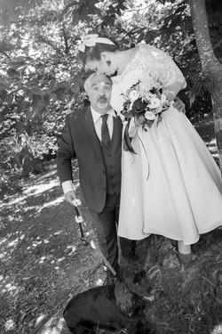 caludia-e-francesco-matrimonio-toscana-sposi-facce-buffe