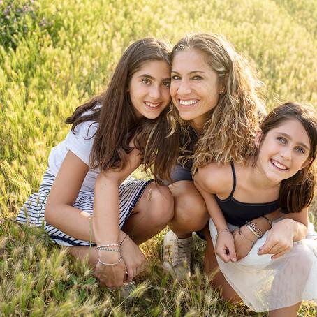 Sorrisi di gruppo - Shooting di Famiglia
