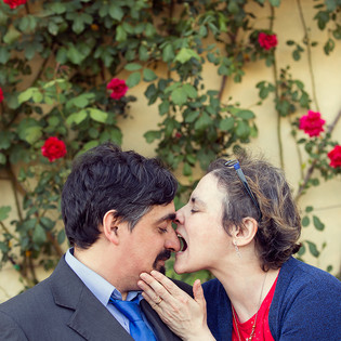 Vanessa and Massimiliano