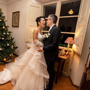 Ilaria and Emiliano