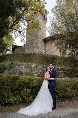 sposi-con-castello