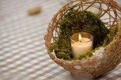 decorazione-matrimonio-candela