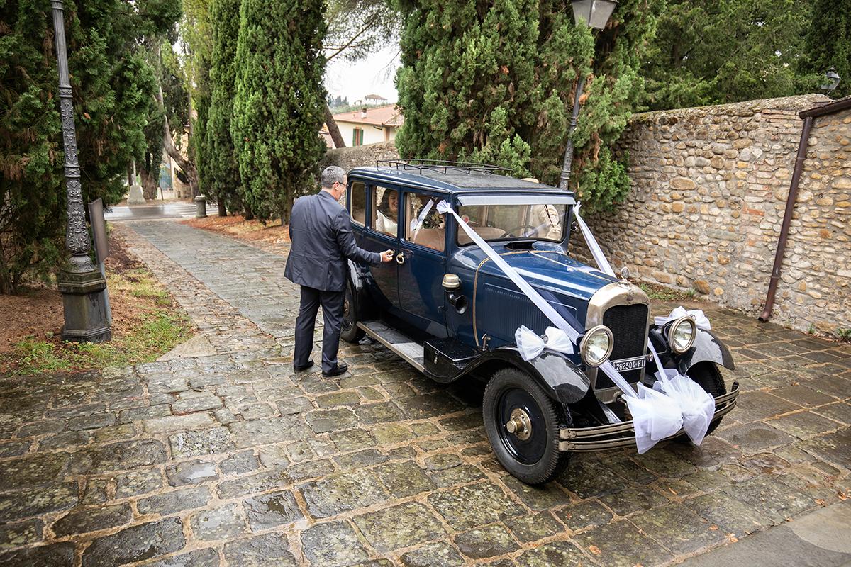 auto-sposi