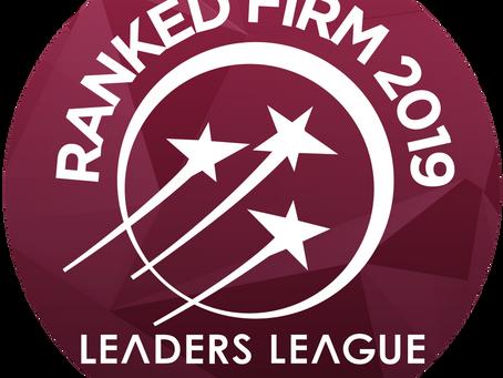 Leaders League, 2019.