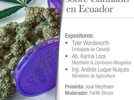 Nuevos enfoques sobre el CANNABIS  en el Ecuador