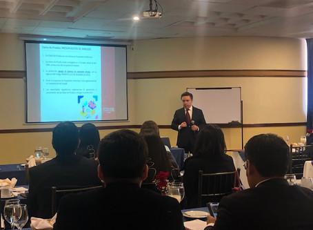 Se logra avances en materia de protección de datos de prueba en el Ecuador