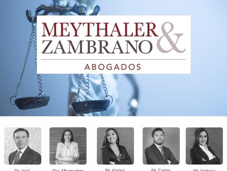 Meythaler & Zambrano, una de las mejores firmas de abogados en Ecuador, según Leaders League