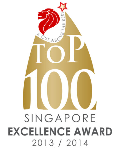Singapore Excellence Award 2013/2014
