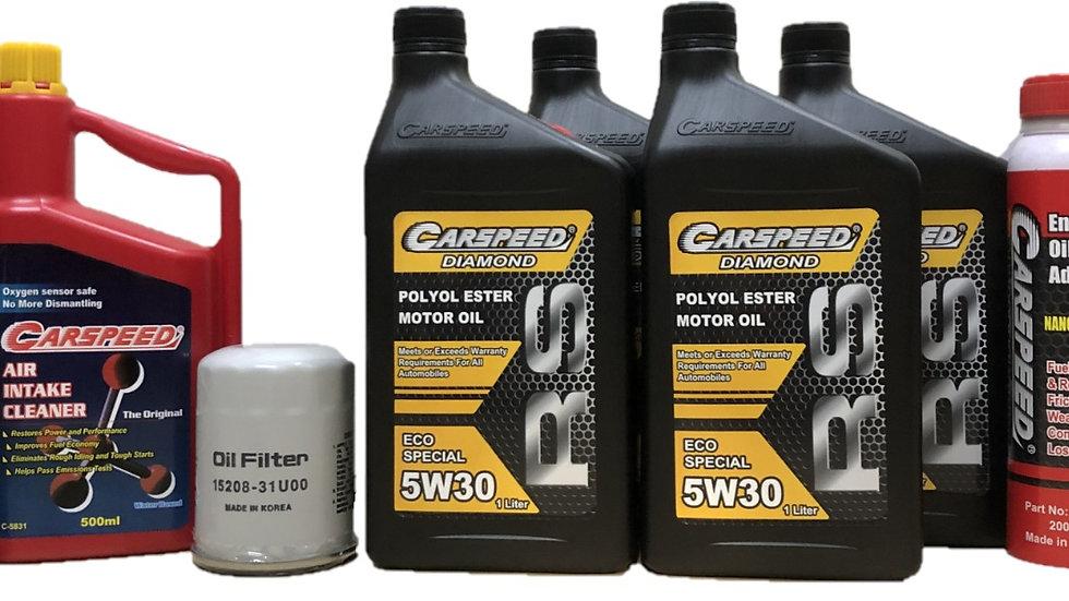 Carspeed Diamond 5W30 RS Eco Special Package (Petrol/Diesel)