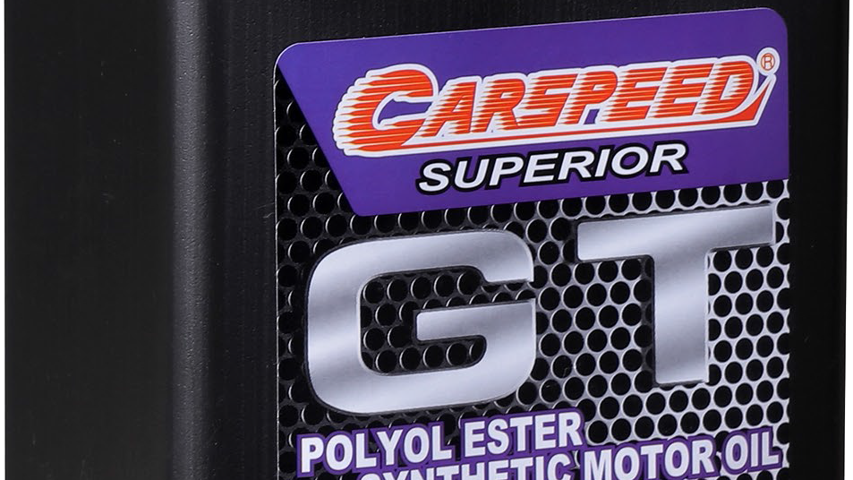 Carspeed Superior Polyol-Ester Motor Oil 5W40 GT