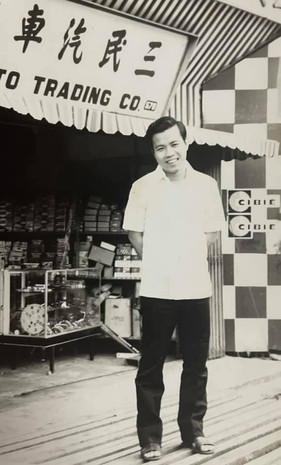 Founder of Sung Beng Auto