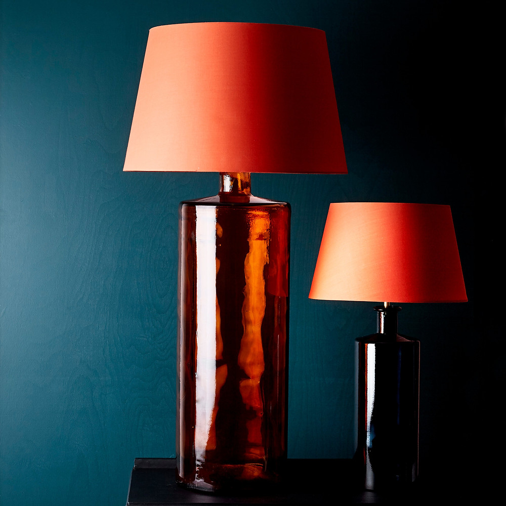 Glas Lamp bases