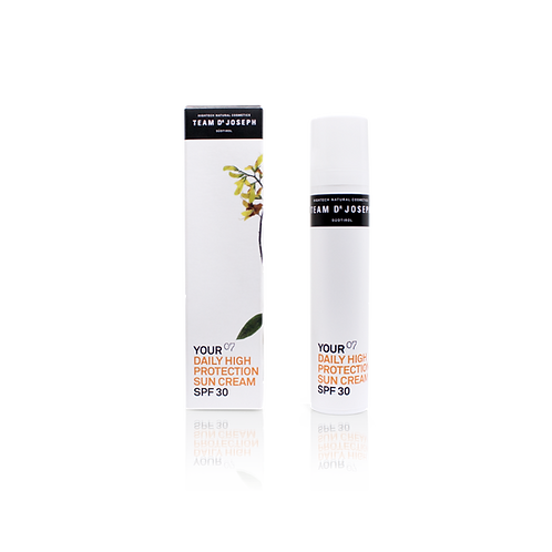 Daily High Protection Sun Cream SPF 30 / 50ml