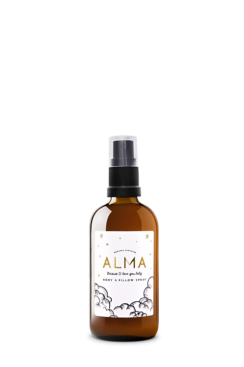 Alma Body-& Pillowspray 100ml