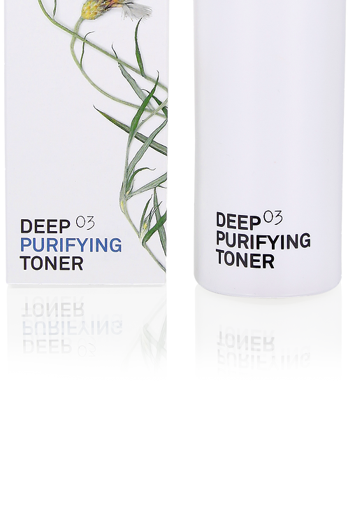 Deep Purifying Toner 200ml
