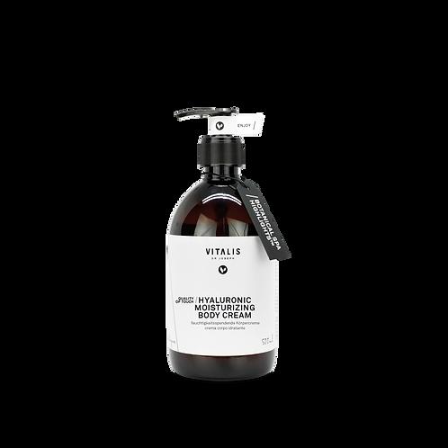 Vitalis Hyaluronic Moisturizing Body Cream 250ml