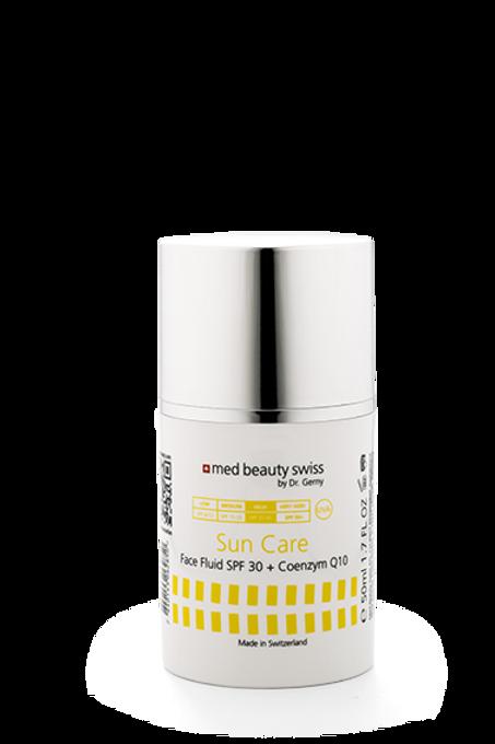 Sun Care Face Fluid SPF 30 + Coenzym Q10 / 50ml