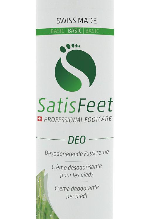 SatisFeet Deo /schwitzende Füsse / vermindert Fussgeruch 100ml