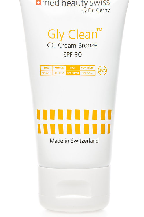 Gly Clean CC Cream Bronze SPF30 50ml