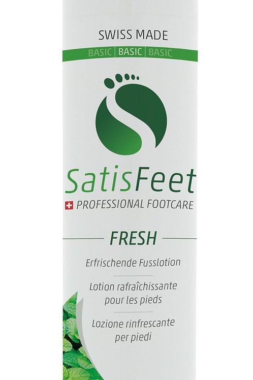 SatisFeet Fresh / kühlende Fusslotion 100ml
