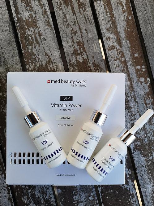 """VitaminPower """"sensitive""""repariert, schützt, feuchtigkeitsspendend, beruhigend"""