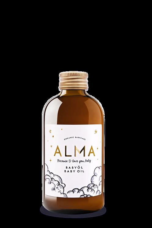 Alma Babyöl 250ml