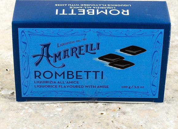 Amarelli Liquorice 100g Box