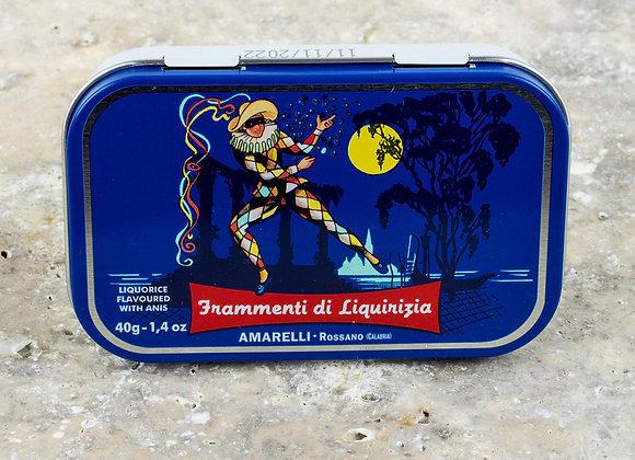 Amarelli Liquorice 40g Tin