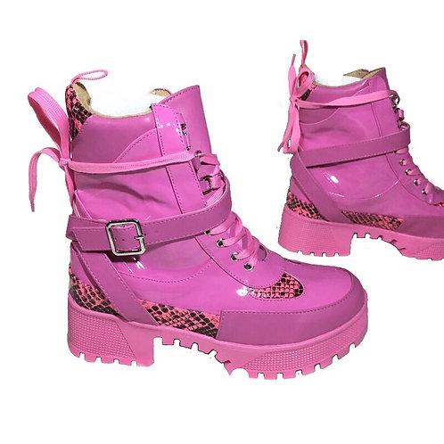 Pink or nothing