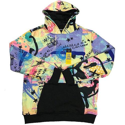 Men world class hoodie