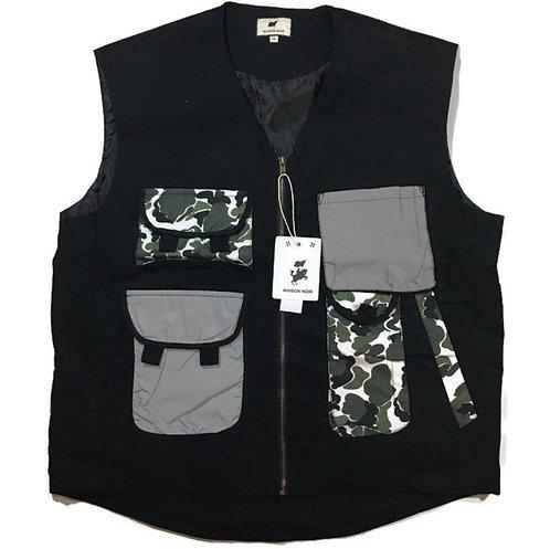 Men Utility Vest