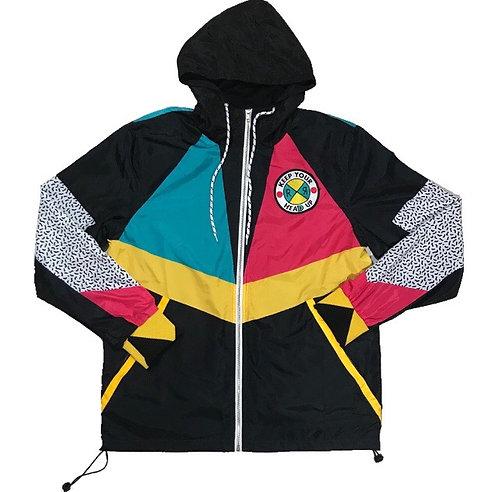 Men Memphis Anorak hoodie