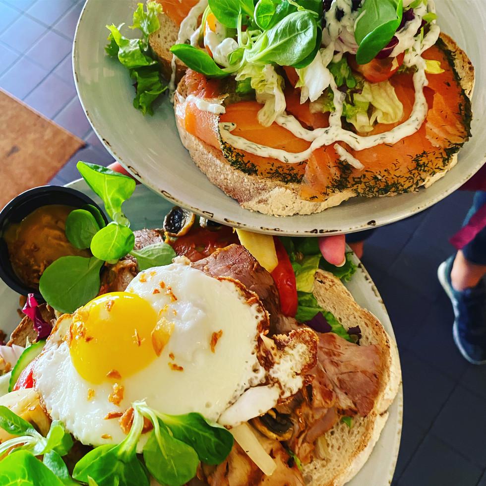 Lunch Eetcafe de Kater Wageningen