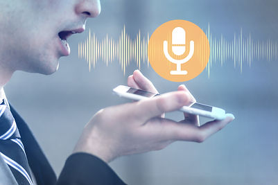 voice recognition with smart phone.jpg