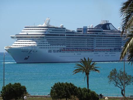 CRUISES SHIPS RETURN TO VALLARTA · NAYARIT DURING NOVEMBER
