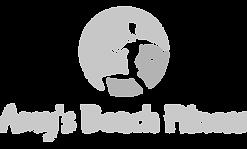 Amy's Beach Fitness Logo