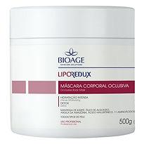 Liporedux Mascara Corporal Oclusiva Bioage 500g