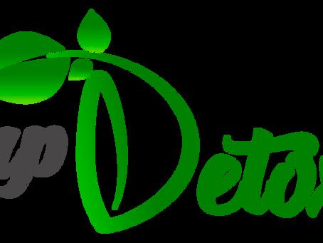 Up Detox em 3 dias e 2,5kg a menos na Balança!