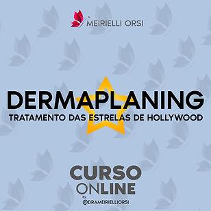 Curso Dermaplaning